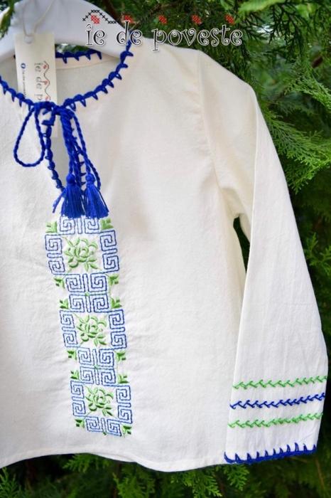 Camasa traditionala Pavel 1
