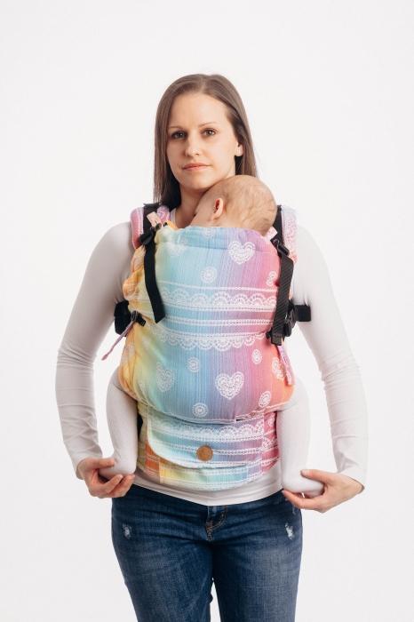 LennyUpGrade Rainbow Lace Marsupiu Reglabil
