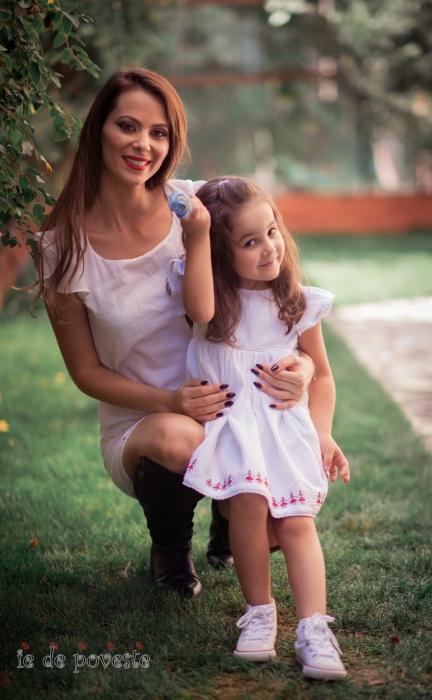 Set rochite mama fiica- Hora fetelor 2