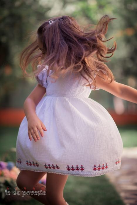 Set rochite mama fiica- Hora fetelor 1