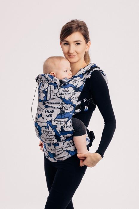 SSC LennyGo Hug Me Blue LennyLamb Baby Size
