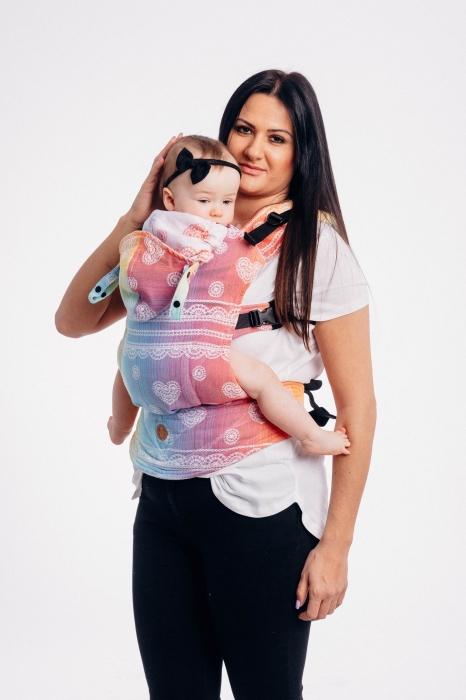 SSC LennyGo Rainbow Lace LennyLamb Baby Size 2