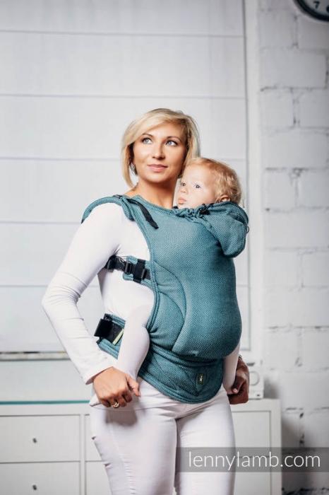 SSC LennyLamb Second Generation- Basic Line Amazonite- Toddler Size 4
